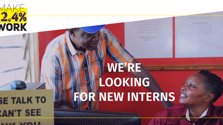 Internship position with Pentecostal Assemblies of God Central Teso social development services!