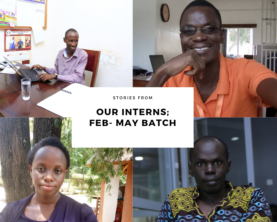 Stories from our February-May batch of Interns