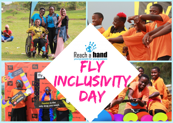 RAHU: Fly Inclusivity Day!