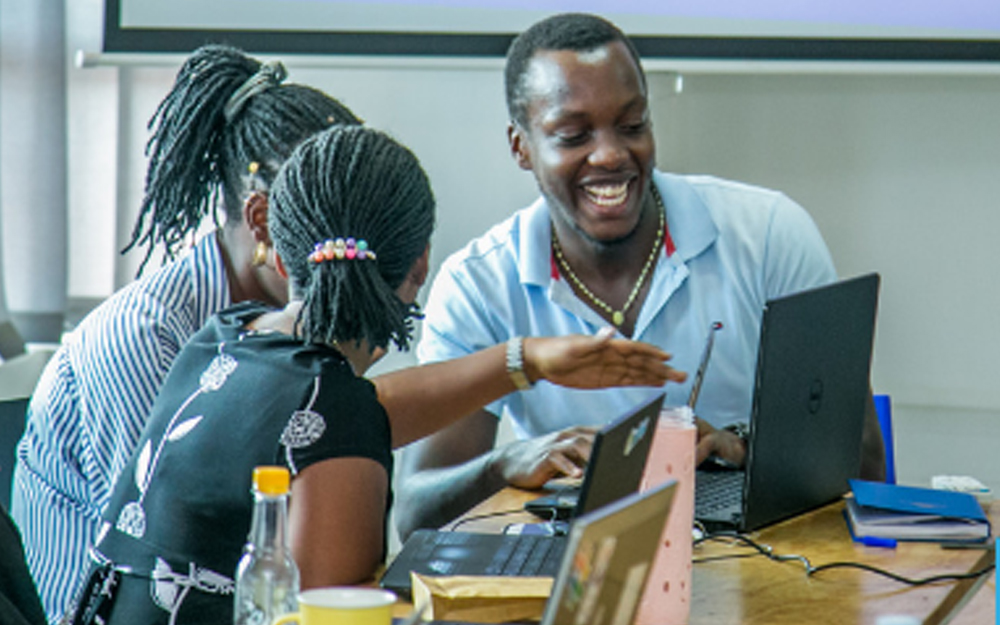 Piloting Inclusive ICT training with Outbox