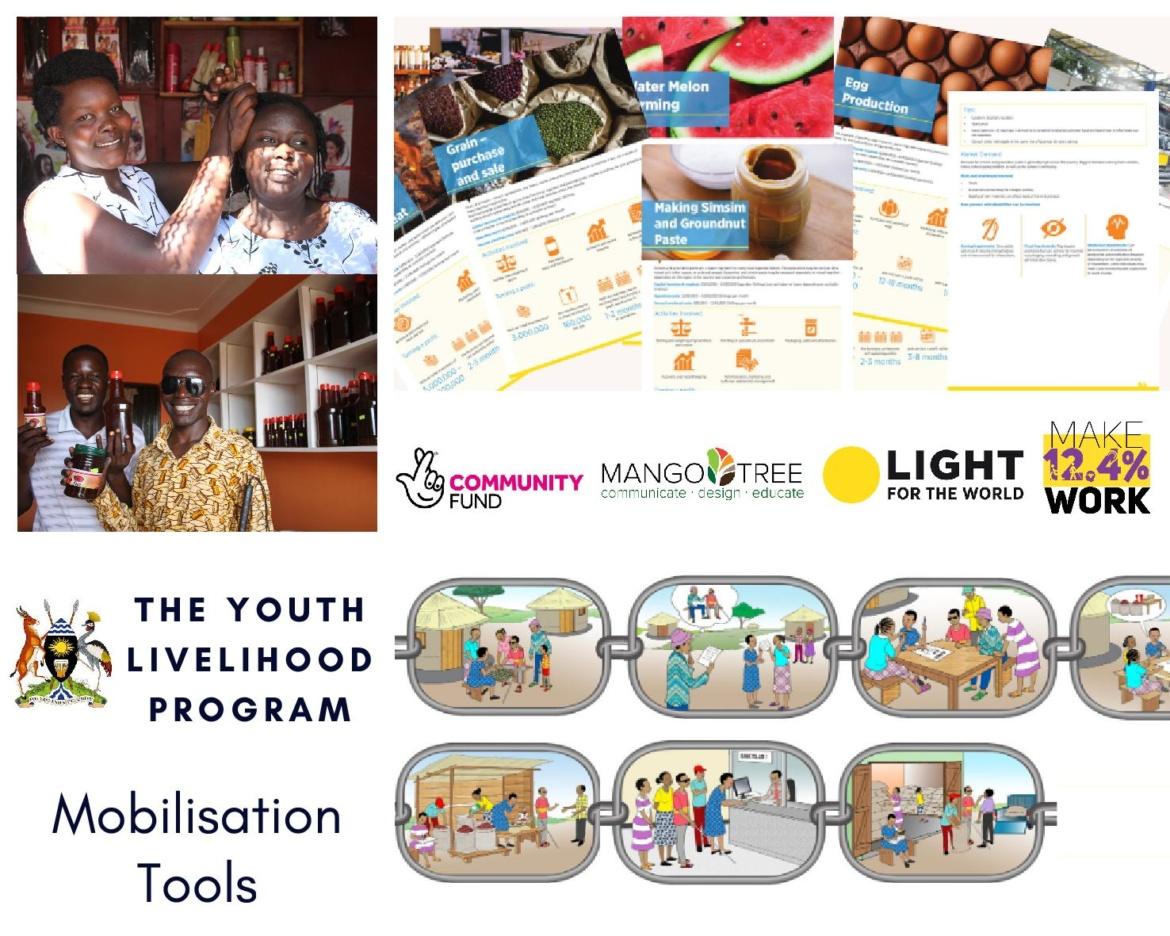 YLP Mobilisation Tools: developed, tried and tested