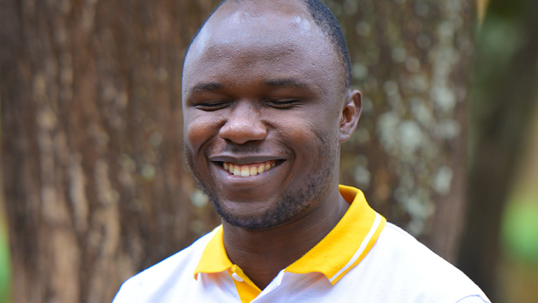 Meet our Disability Inclusion Facilitators: Musa Mwambu