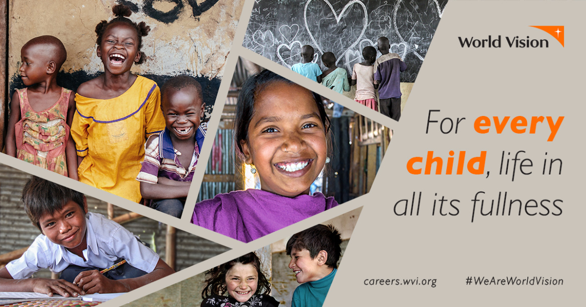 New Exciting Career Opportunities with World Vision