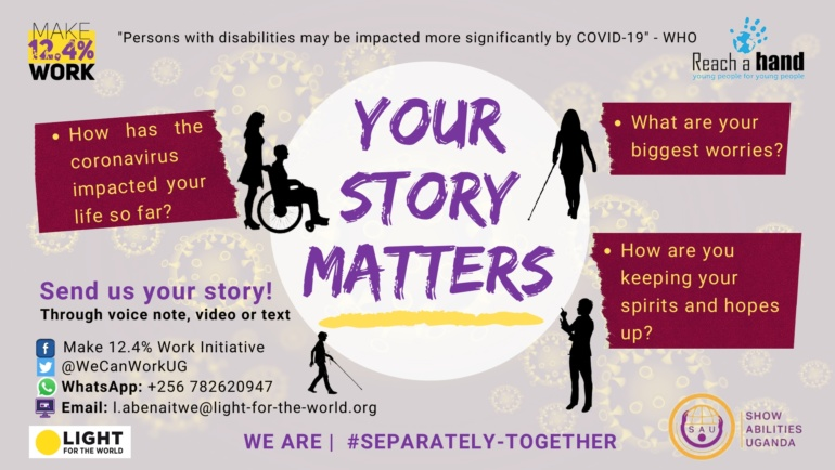 #Separately-Together Series: Share your story!